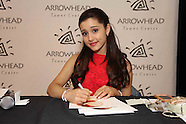 Ariana Grande at Arrowhead Towne Center