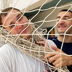 20111104: SLO, Handball - Slovenian National team at training camp
