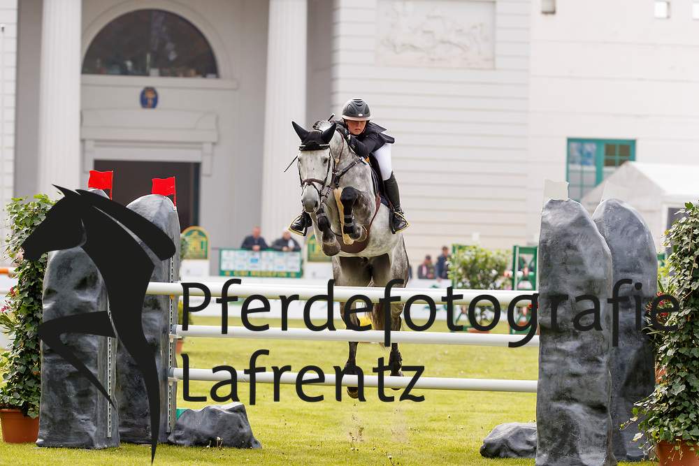 Theelen, Daniela (GER), Caramba<br /> Redefin - Pferdefestival 2017<br /> © Stefan Lafrentz