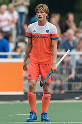 Jorrit Croon of The Netherlands during the Champions Trophy match between the Netherlands and France on the fields of G.H.C. Rapid on June 15th, 2018 in Gorinchem, The Netherlands.