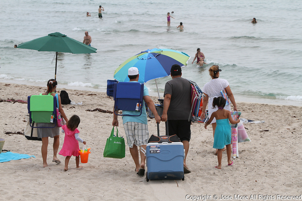 Lake Worth Beach and the Lake Worth Casino is one the oldest recreation area in South Florida. Photography by Jose More