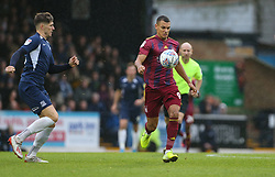 Kayden Jackson of Ipswich Town on the ball - Mandatory by-line: Arron Gent/JMP - 27/10/2019 - FOOTBALL - Roots Hall - Southend-on-Sea, England - Southend United v Ipswich Town - Sky Bet League One