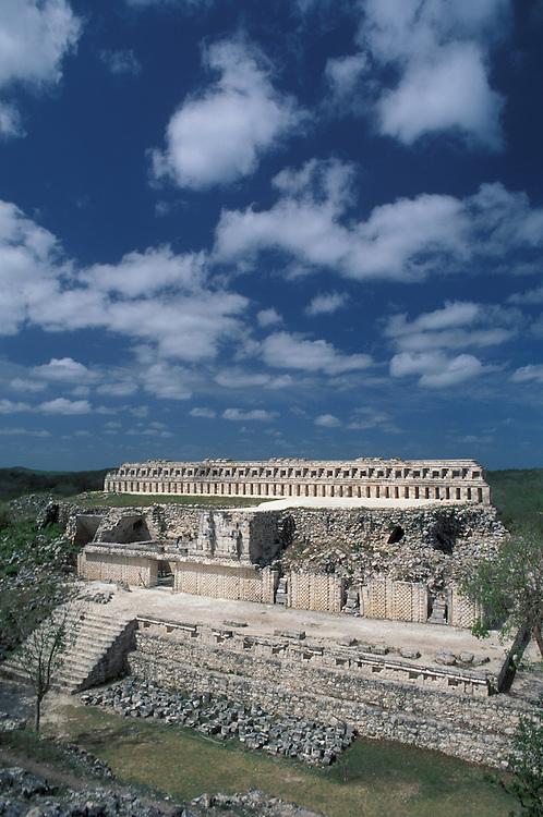 Archaelogical site Kabah, Yucatan ,Mexico