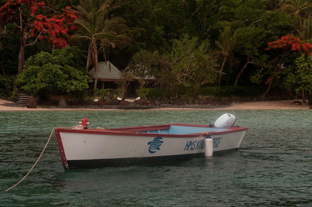 HMS King George,Turtle Island, Yasawa Islands, Fiji