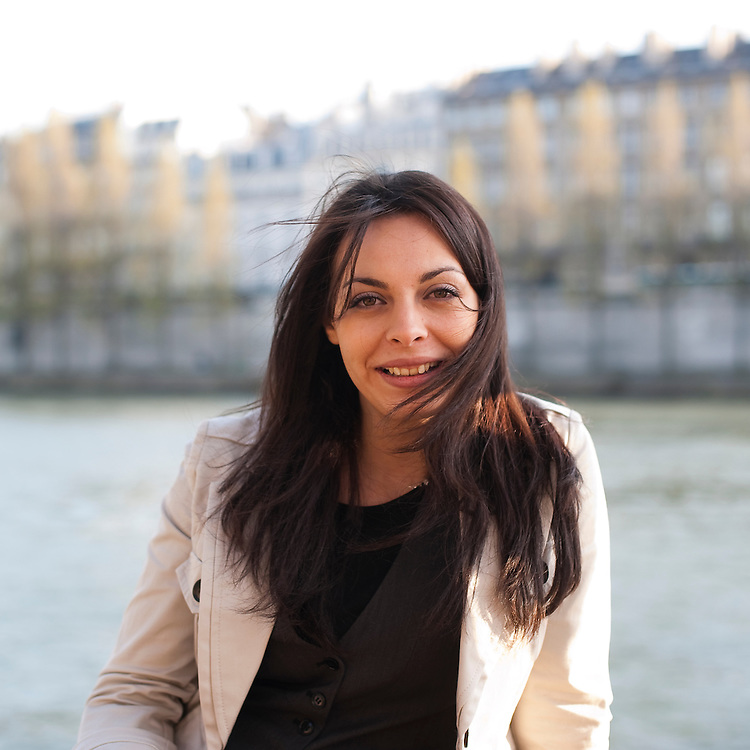 Nabela Aïssaoui, French lawyer and Businesswoman.
