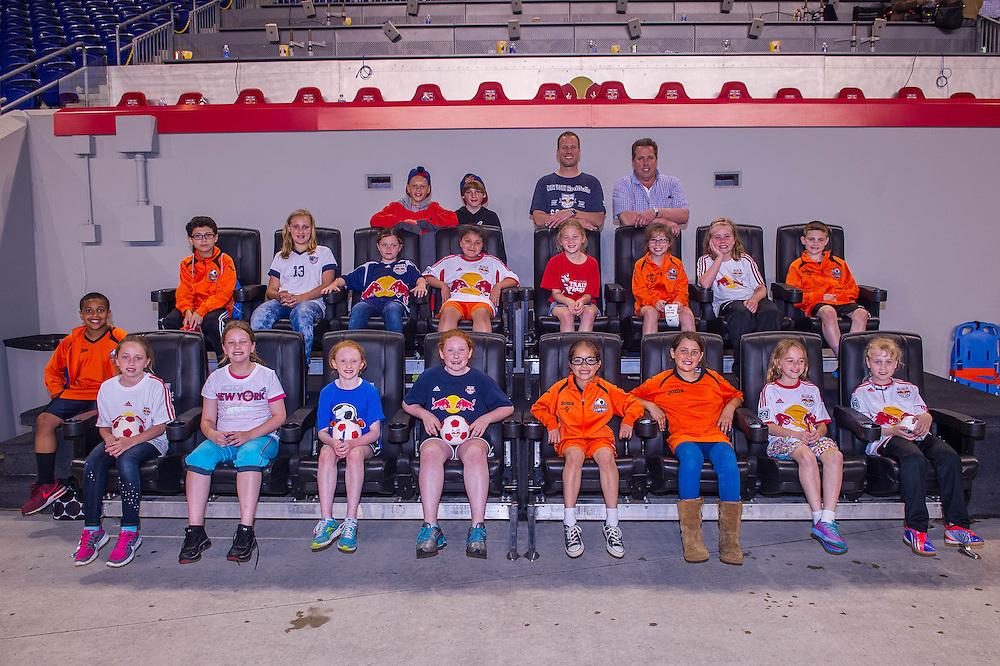 HARRISON, NJ - MAY 10:  at Red Bulls Arena on May 10, 2014. (Photo By: Rob Tringali)