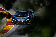 August 4-6, 2017: Lamborghini Super Trofeo at Road America. Ashley Freiberg (Pro), DAC Motorsports, Lamborghini Palm Beach, Lamborghini Huracan LP620-2