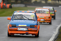 #25 Steve Rowles Ford Fiesta XR2 during Lee Bowron Ltd XR Challenge - Qualifiying  as part of the Easter Family Fun Day - Oulton Park Fosters at Oulton Park, Little Budworth, Cheshire, United Kingdom. March 28 2016. World Copyright Peter Taylor/PSP. Copy of publication required for printed pictures.  Every used picture is fee-liable. http://archive.petertaylor-photographic.co.uk