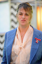 Tracey Emin attends the preview party for The Royal Academy of Arts Summer Exhibition 2013 at Royal Academy of Arts on June 5, 2013 in London, England. Photo by Chris Joseph / i-Images.