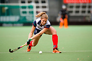 HUIZEN/NAARDEN - 2017 Hoofdklasse dames<br /> Huizer HC  vs Nijmegen 3-1<br /> Foto: Gitte Michels.<br /> WORLDSPORTPICS COPYRIGHT FRANK UIJLENBROEK
