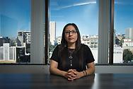 Dulce M. Garcia: DREAMer & Immigration Lawyer. San Diego. California. Foto Mauricio Bustamante. 6.10.17