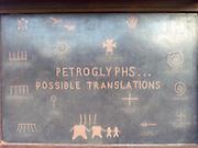 Petrographs, Valley of Fire, near Las Vegas Nevada, USA