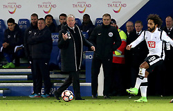 Derby County manager Steve McClaren - Mandatory by-line: Robbie Stephenson/JMP - 08/02/2017 - FOOTBALL - King Power Stadium - Leicester, England - Leicester City v Derby County - Emirates FA Cup fourth round replay