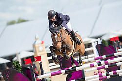 Whitaker Michael, GBR, JB's Hot Stuff<br /> CSI5* Jumping<br /> Royal Windsor Horse Show<br /> © Hippo Foto - Jon Stroud