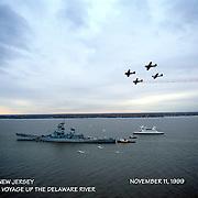 USS New Jersey, Camden