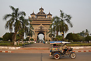 Asia's most laid back capital city. Vientiane, Lao