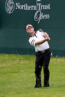 22 February 2009: Golfer Rory Sabbatini on 17th hole during the final round of the PGA Tour 2009 Northern Trust Open at The Riviera Country Club on Sunday in Los Angeles, CA.