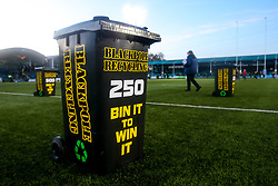 Worcester Warriors half time activations - Mandatory by-line: Robbie Stephenson/JMP - 30/11/2019 - RUGBY - Sixways Stadium - Worcester, England - Worcester Warriors v Sale Sharks - Gallagher Premiership Rugby