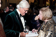 LORD BAKER OF DORKING; HILARY MANTEL, The 2009 Booker Prize dinner. Guildhall. London. 6 October 2009