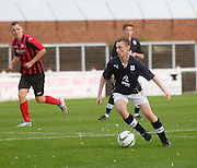 Ryan Gemmell - Dundee v St Johnstone - SPFL Development League at Gayfield<br /> <br />  - &copy; David Young - www.davidyoungphoto.co.uk - email: davidyoungphoto@gmail.com