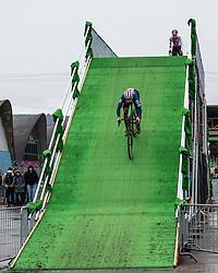 SHEFFIELD Magnus (USA) during Men Junior race, 2020 UCI Cyclo-cross Worlds Dübendorf, Switzerland, 2 February 2020. Photo by Pim Nijland / Peloton Photos | All photos usage must carry mandatory copyright credit (Peloton Photos | Pim Nijland)