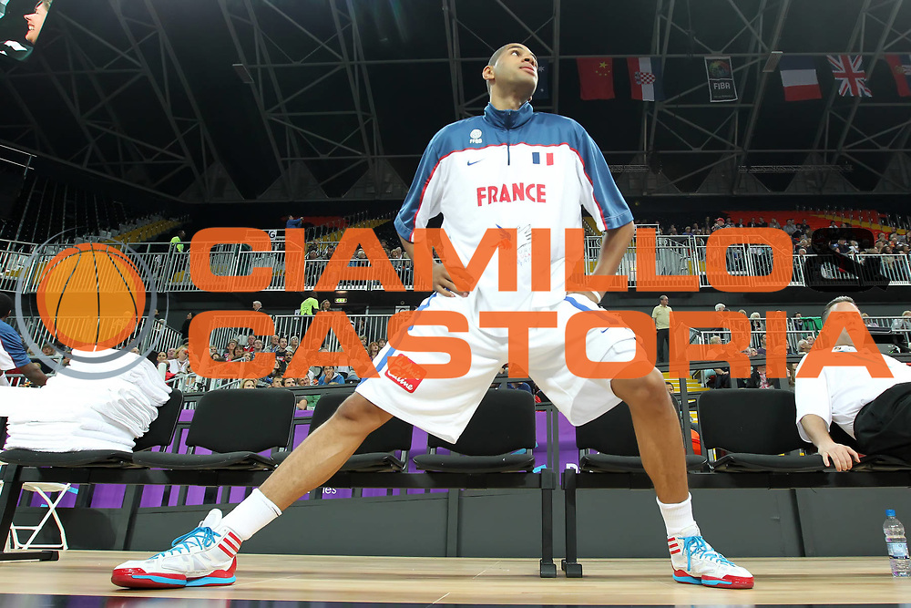 DESCRIZIONE : Londra London Olympic Test Event<br /> GIOCATORE : Nicolas BATUM<br /> SQUADRA : Francia France<br /> EVENTO : London Olympic Test Event<br /> GARA : Francia Cina France China<br /> DATA : 18/08/2011 <br /> CATEGORIA : <br /> SPORT : Pallacanestro <br /> AUTORE : Agenzia Ciamillo-Castoria/E.Castoria<br /> Galleria : Olympic Test Event London 2012<br /> Fotonotizia : Londra London Olympic Test Event<br /> Predefinita :