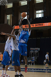 P/WF Chris Singleton (Canton, GA / Cherokee).  The National Basketball Players Association held a camp for the Top 100 high school basketball prospects at the John Paul Jones Arena at the University of Virginia in Charlottesville, VA from June 20, 2007 through June 23, 2007.