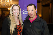 To celebrate 25 Years of MEDIA, The Creative Europe MEDIA Office Galway held the&nbsp;Creative Europe&nbsp;MEDIA Co-Production Dinner&nbsp;in Hotel Meyrick&nbsp;on Thursday the 7th of June as part of The&nbsp;Galway Film Fleadh.&nbsp;<br /> <br /> At the event was Heather Mackey (Galway Film Feadh Publicis) &amp; Pat Mackey<br /> <br /> The networking dinner gives Fleadh goers&nbsp;privileged access to the world's leading film Financiers and a fantastic&nbsp;opportunity to network with European Producers and Film Fair Financiers. &nbsp;Creative Europe MEDIA Office Galway offers comprehensive information on the European Union's Creative Europe Programme, offering advice, support and information on Creative Europe funding support for the audiovisual industries including film, television and games.&nbsp; The regional office is also available to respond to queries by phone or email.&nbsp; In addition to providing one-to-one advice sessions and events throughout the year. &nbsp;<br /> <br /> For further information contact Eibhl&iacute;n N&iacute; Mhunghaile on 091 770728 or via email on&nbsp;eibhlin@creativeeuropeireland.eu&nbsp;<br />  Photo: Andrew Downes XPOSURE