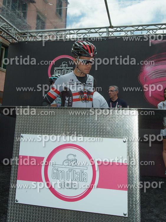 29.05.2014, Rif. Panarotta, ITA, Giro d Italia 2014, 18. Etappe, Belluno nach Rif. Panarotta, im Bild Riccardo Zoidl, AUT (#219, TREK) // Riccardo Zoidl, AUT (#219, TREK) during Giro d' Italia 2014 at Stage 18 from Mori to Polsa, Italy on 2014/05/29. EXPA Pictures © 2014, PhotoCredit: EXPA/ R. Eisenbauer