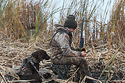 Waterfowlers on a Manitoba Diver Hunt