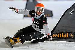 10-10-2010 SNOWBOARDEN: LG FIS WORLDCUP: LANDGRAAF<br /> First World Cup parallel slalom of the season / HEIM Corsin SUI<br /> ©2010-WWW.FOTOHOOGENDOORN.NL