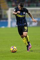 06.11.2016 - Milano- Serie A 2016/17 - 12a giornata  -  Inter-Crotone nella  foto: Ever Banega - Inter