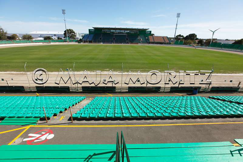 The Arena Manawatu in Palmerston North has a capacity of 18.300 seats for the Rugby WC 2011, pool matches with the teams of Georgia, Romania, and Argentina will be played here