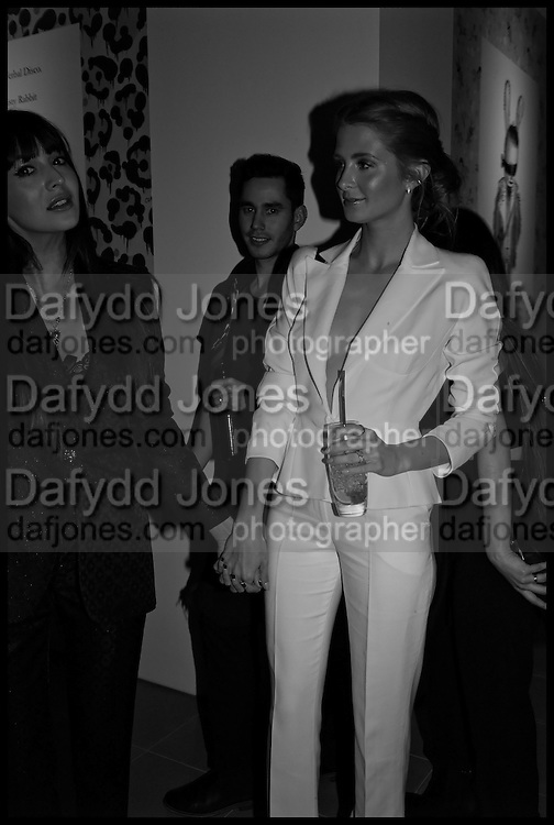 ZARA MARTIN; MILLIE MACKINTOSH, Julia Peyton-Jones, Hans Ulrich Obrist and Coach host the Serpentine Future Contemporaries Party. Serpentine Sackler Gallery. Kensington Gdns. London. 21 February 2015