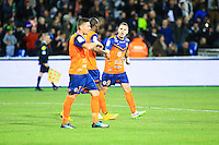 Joie Montpellier - 09.01.2015 - Montpellier / Marseille - 20eme journee de Ligue 1<br />