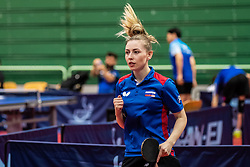 GALKINAMaria (RUS) during Team events at Day 3 of 16th Slovenia Open - Thermana Lasko 2018 Table Tennis for the Disabled, on May 10, 2019, in Dvorana Tri Lilije, Lasko, Slovenia. Photo by Grega Valancic / Sportida