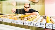 Tim Kinnaird runner up Masterchef 2010 in his shop opened March 2013