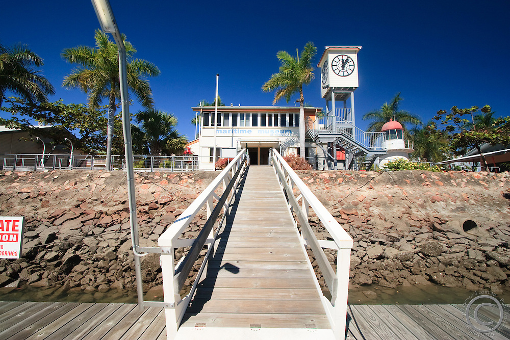 The Townsville Maritime Museum, on the harbour foreshore, offers a wonderful insight into the nautical history of far north Queensland.