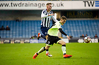 Football - 2016 / 2017 FA Cup - Third Round: Millwall vs. AFC Bournemouth<br /> <br /> Jordan Lee of Bournemouth attacks , at The Den.<br /> <br /> COLORSPORT/WINSTON BYNORTH