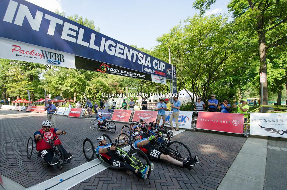 Intelligentsia Cup - Tour of Glen Ellyn