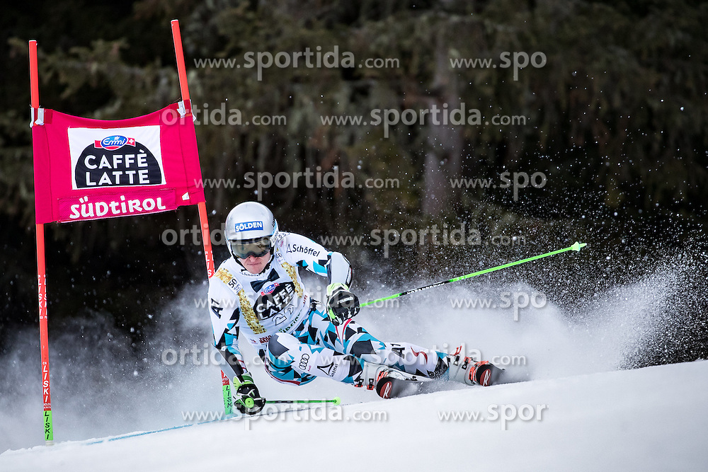 19.12.2016, Grand Risa, La Villa, ITA, FIS Ski Weltcup, Alta Badia, Riesenslalom, Herren, 1. Lauf, im Bild Christoph Noesig (AUT) // Christoph Noesig of Austria in action during 1st run of men's Giant Slalom of FIS ski alpine world cup at the Grand Risa race Course in La Villa, Italy on 2016/12/19. EXPA Pictures © 2016, PhotoCredit: EXPA/ Johann Groder