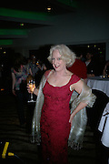 Susie Blake, Cast change for Wicked. Apollo Victoria theatre. After party at Park Plaza Victoria. 12 April 2007.  -DO NOT ARCHIVE-© Copyright Photograph by Dafydd Jones. 248 Clapham Rd. London SW9 0PZ. Tel 0207 820 0771. www.dafjones.com.