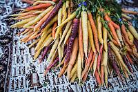 Produce at santa barbara farmers market