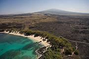Mt. Hualalai, Mahaiula Beach,  Kailu Kona, Island of Hawaii
