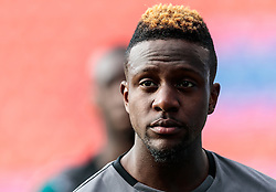17.05.2016, St. Jakob Park, Basel, SUI, UEFA EL, FC Liverpool vs Sevilla FC, Finale, im Bild Divock Origi (FC Liverpool) // Divock Origi (FC Liverpool) during the Training in front of the Final Match of the UEFA Europaleague between FC Liverpool and Sevilla FC at the St. Jakob Park Stadium in Basel, Switzerland on 2016/05/17. EXPA Pictures © 2016, PhotoCredit: EXPA/ JFK