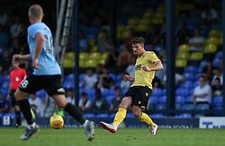 Ryan Leonard of Millwall passes the ball - Mandatory by-line: Arron Gent/JMP - 24/07/2019 - FOOTBALL - Roots Hall - Southend-on-Sea, England - Southend United v Millwall - pre season friendly
