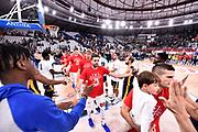 Della Valle Amedeo<br /> FIAT Torino - AX Armani Exchange Milano<br /> Zurich Connect Supercoppa 2018 - Finale -<br /> Legabasket Serie A 2018-2019<br /> Brescia 29/09/2018<br /> Foto M.Matta/Ciamillo &amp; Castoria