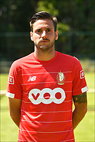 LIEGE, BELGIUM - JULY 10:  <br /> Duje Cop of Standard during the 2019 - 2020 season photo shoot of Standard de Liege on July 10, 2019 in Liege, Belgium. (Photo by Johan Eyckens/Isosport)