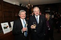 Herve? Deschamps (Perrier-Jouet) and Simon Berry (Berry Brothers & Rudd)