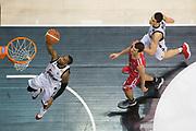 Tony Taylor<br /> Segafredo Virtus Bologna - Grissin Bon Reggio Emilia<br /> Legabasket Serie A 2018/2019 <br /> Bologna, 25/12/2018<br /> Foto M.Ceretti / Ciamillo-Castoria